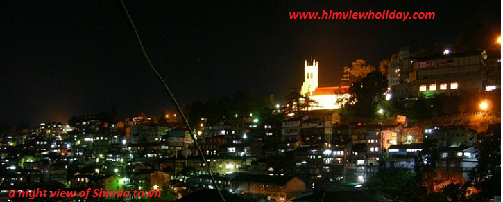 Chandigarh Shimla tour package
