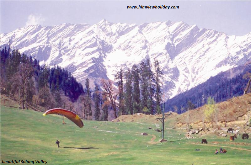 all Himachal tour package