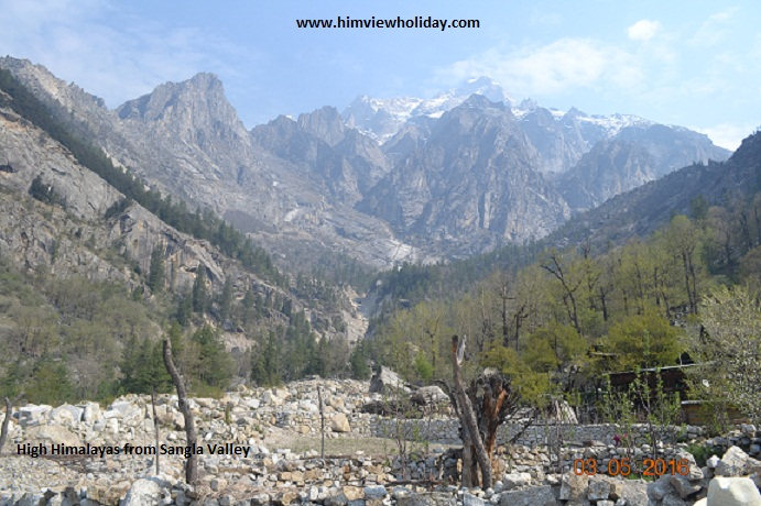 Sangla Valley Tour Package