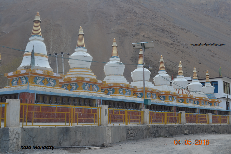 Kinnaur Spiti tour package